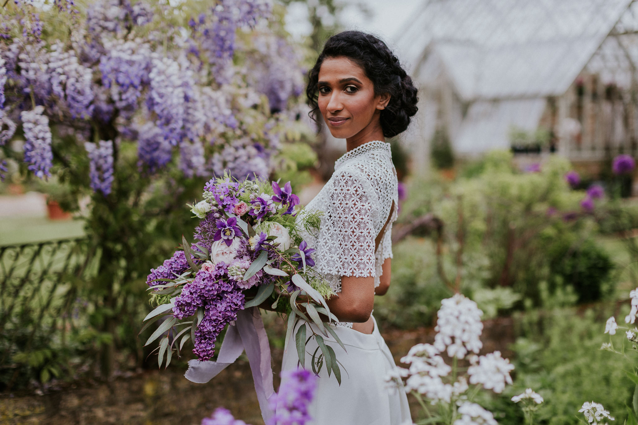 Greenhouse Wedding Ideas | Orangery Wedding Inspiration