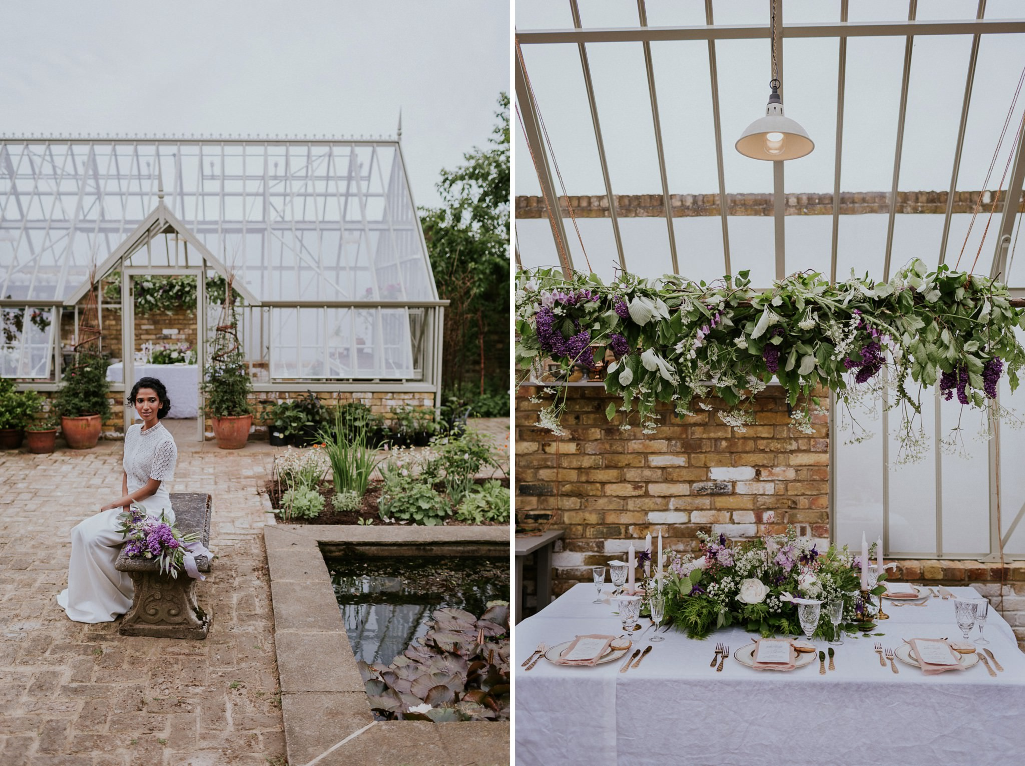 glasshouse wedding