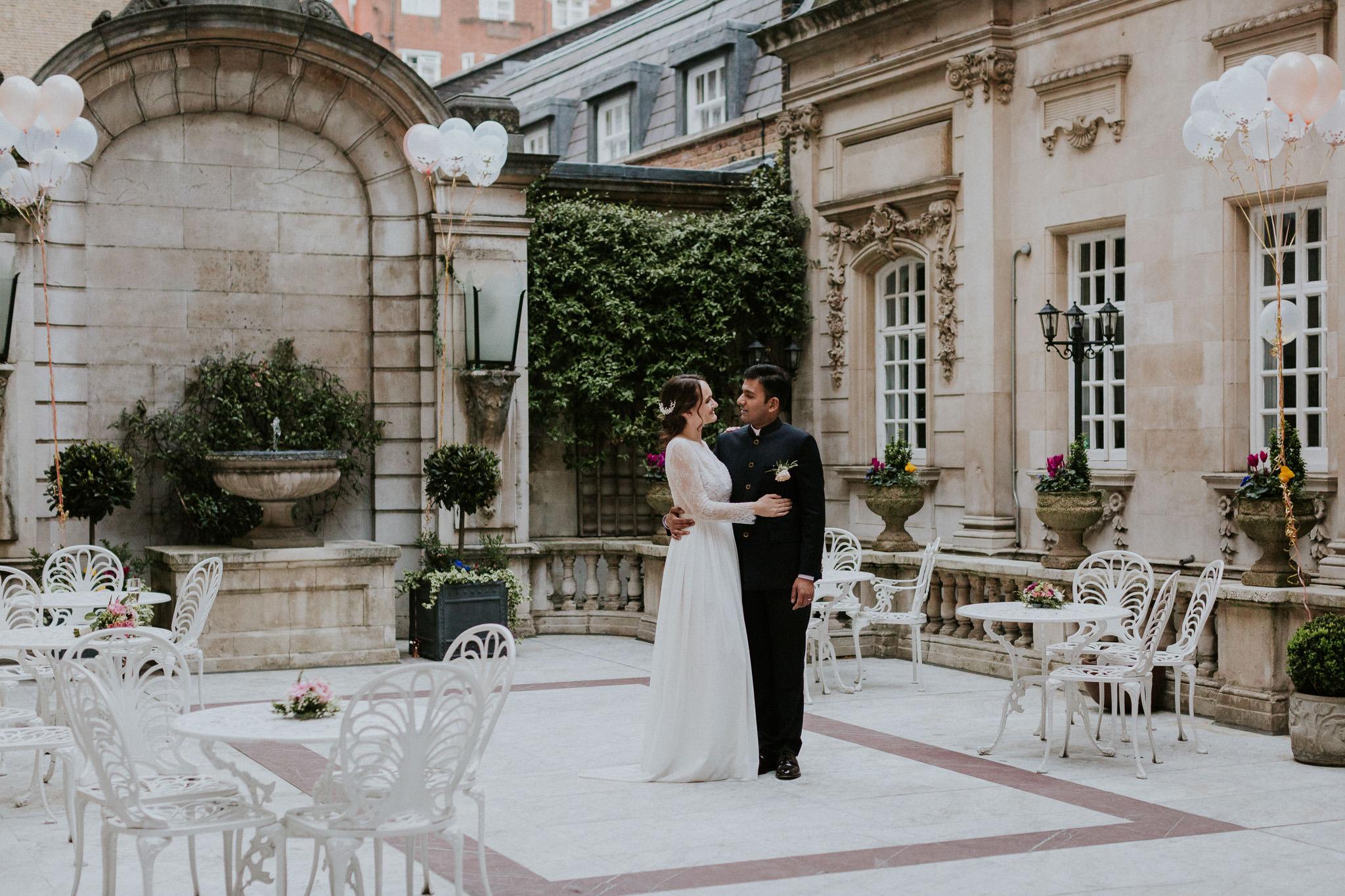 Dartmouth House Wedding Photography