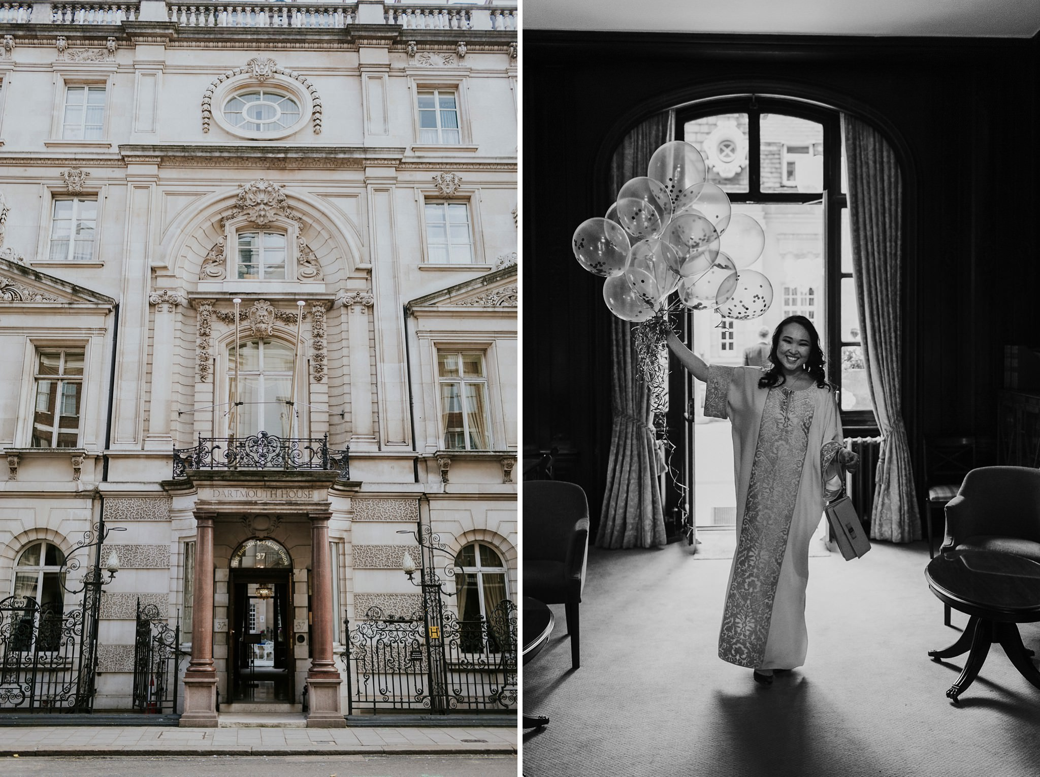 Dartmouth House wedding venue