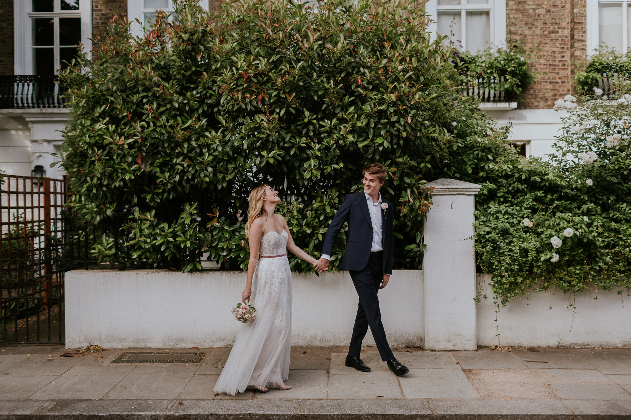London elopement at Chelsea Old Town Hall