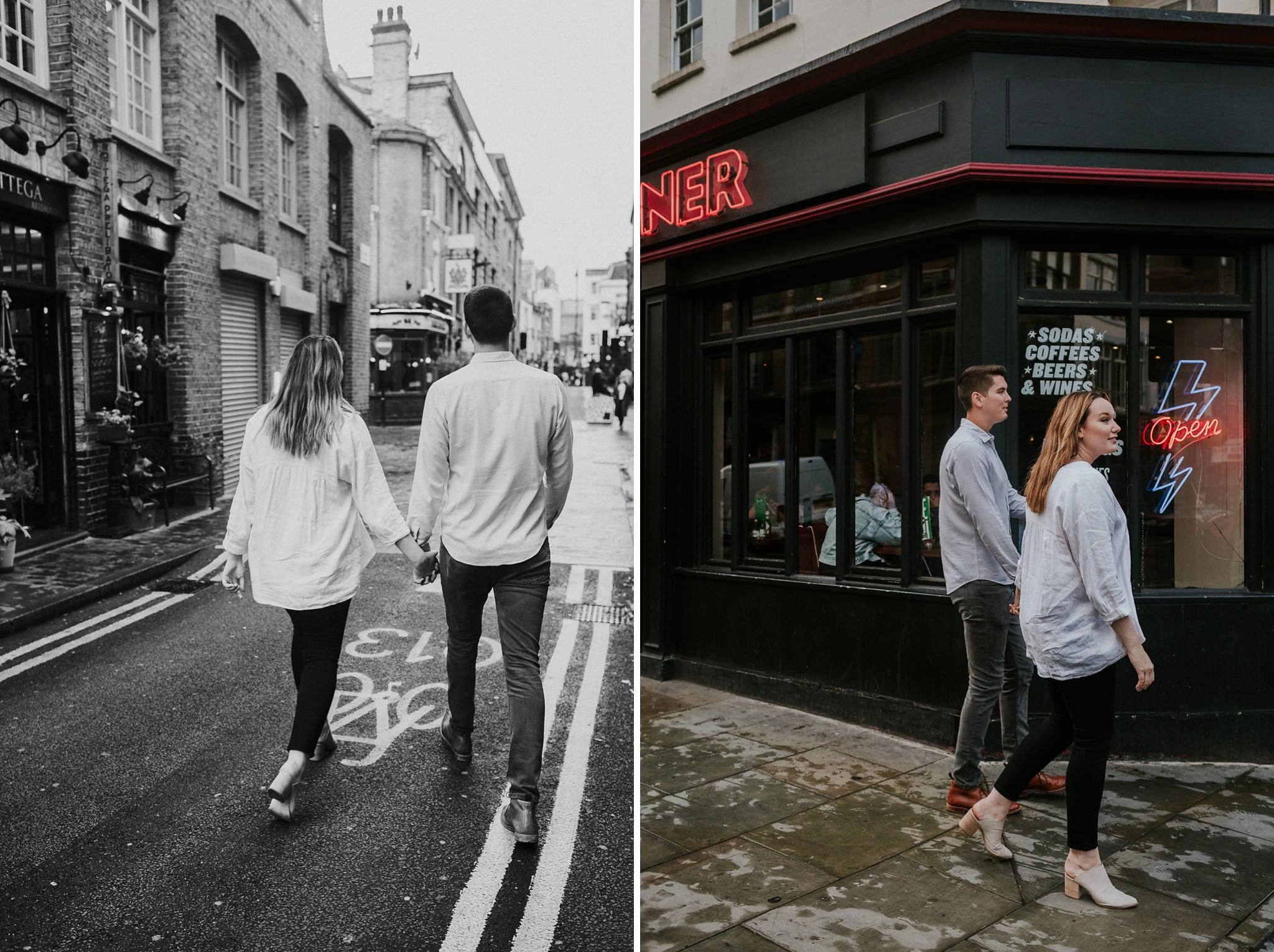 shoreditch engagement photographer