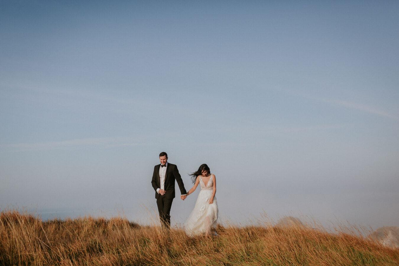 Dorset Elopement Photography | Nofar & Jonny