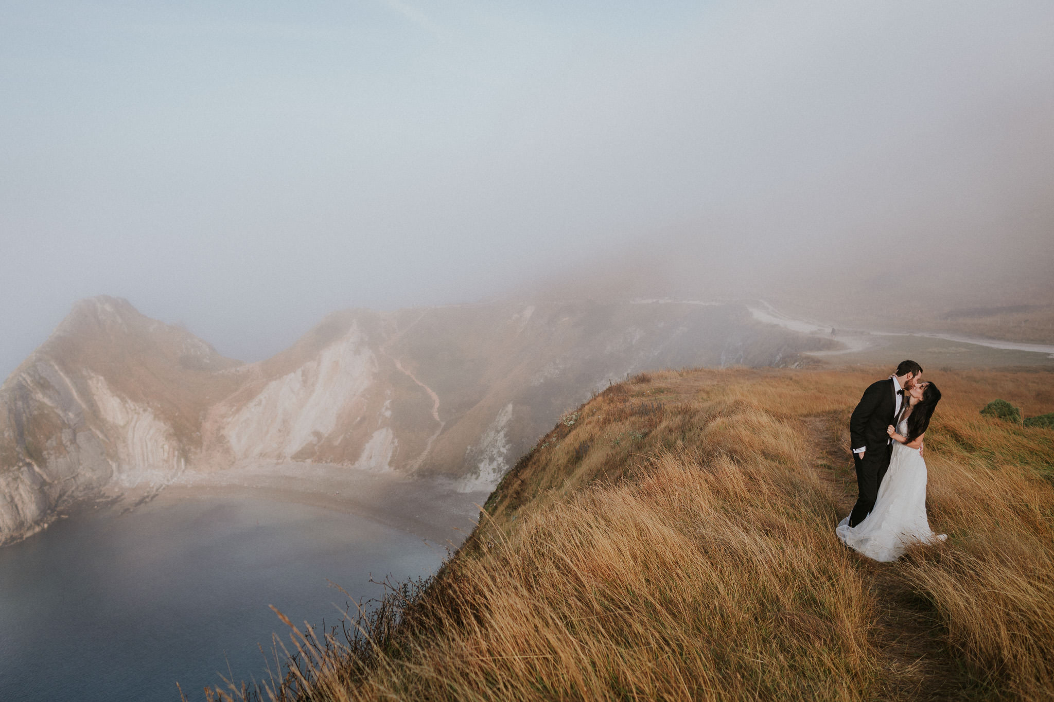 Dorset Elopement Photography | Nofar & Jonny