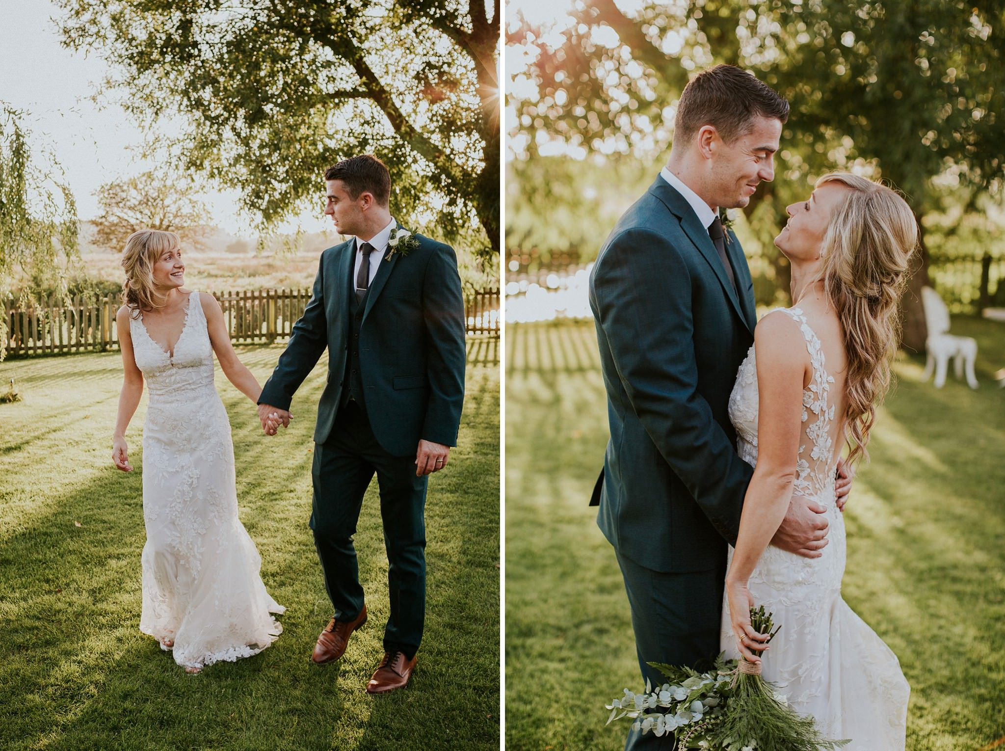 Dorset wedding photographer at Sopley Mill