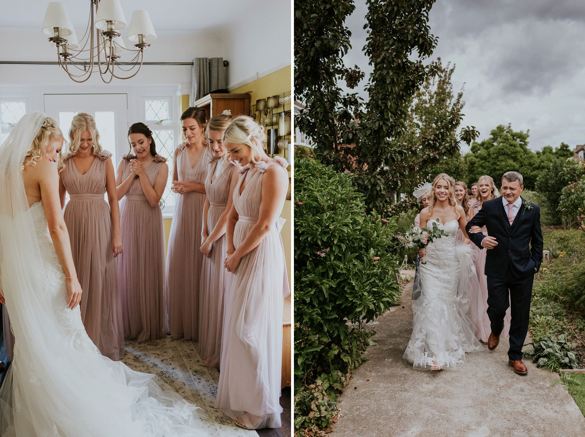 Highden Estate marquee wedding